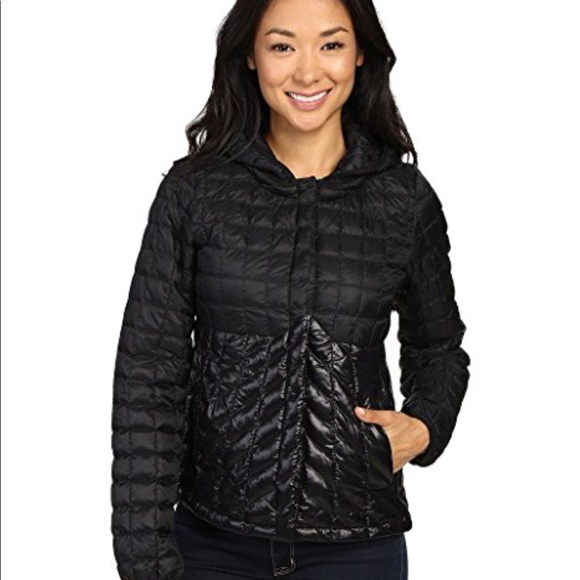 320eaf74a The North Face Thermoball Cardigan Jacket Size XS NWT